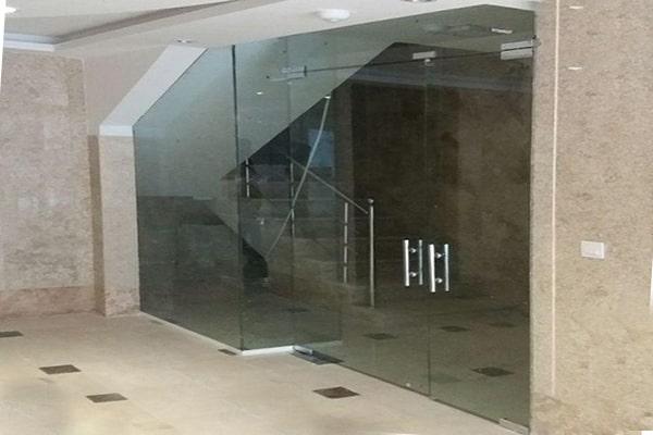 شیشه دودبند